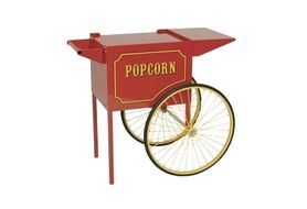 Paragon 3070010, Medium Cart - For 6 oz. & 8 oz. Popcorn Poppers