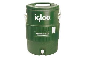 Igloo 3081 10 Gallon Water Cooler, 400 Series Industrial Strength