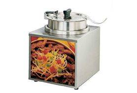 Star 3WLA-4H Lighted Warmer w/ Ladle, 3.5 Qt.
