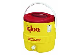 Igloo 431 3 Gallon Water Cooler, 400 Series Industrial Strength