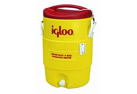 Igloo 451 5 Gallon Water Cooler, 400 Series Industrial Strength