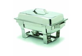 "Carlisle 607827 8 Qt ""NOBLE"" Chafer"
