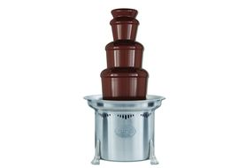 "Sephra 10230 THE CORTEZ - 23"" Commercial Chocolate Fountain-Brushed"