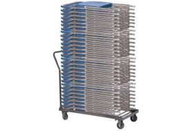 National Public Seating DY800 Chair Storage Dolly