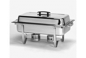 American Metalcraft ECON22 Ensemble™ Rectangular Chafer