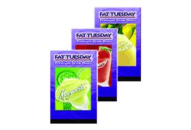 Fat Tuesday FT4789 Strawberry Daiquiry Mix