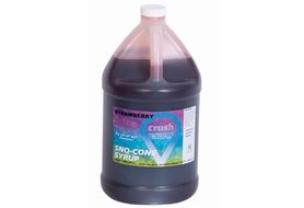 Paragon 6403 Fresh Strawberry, 1 Gallon, 4/Cs