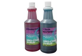 Paragon 6451 Blue Raspberry, 1 Liter, 12/Carton