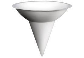 Paragon 6501 Witches Hats Sno Cone Holders, 100/Cs