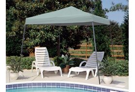 King Canopy ST10BL 10' X 10' Instant Canopy, Blue Color