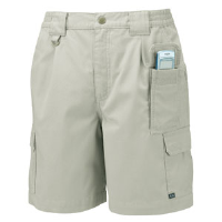 Khaki 5.11® Tactical Cotton Shorts, Waist Size 34""
