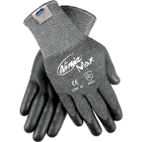 MCR Safety N9676GM Ninja® Max Dyneema® Bi-Polymer Gloves,M,(Pr.)