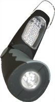 National Electric 64030 26 LED Ratchet Rechargeable Light