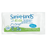 Nice Pak H24180 Sani-Hands® for Kids Disposable Wipes
