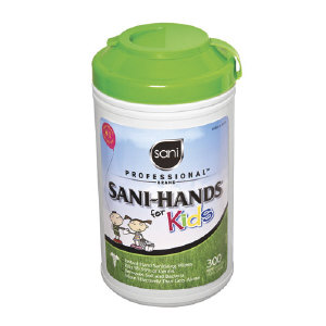 Nice Pak P97584 Sani-Hands® for Kids Disposable Wipes