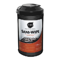 Nice Pak Q94384 Sani-Wipe® No-Rinse Surface Sanitizing Wipes
