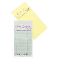 National Check 104-50 GuestChecks™ Restaurant Guest Check Pads