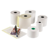 National Check 7225-80SP RegistRolls® Thermal Register Rolls, 2.25""