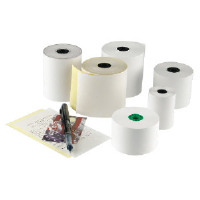 National Check 7313SP RegistRolls® Thermal Register Rolls, 3.13""