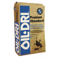 Oil-Dri Premium Absorbent, 40# Bag