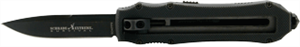 "Schrade Knives OTF Out the Front Assist Knife 3"", Black"