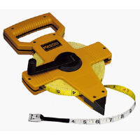 Keson OTR18100 100 Ft. Fiberglass Measuring Tape