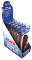 EZ Red PCLED6PK Pocket LED LightStick - 6 Pk. Counter Display