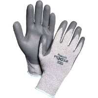 Sperian PF570-S Pure Fit® HPPE/Steel Blend Gloves, Small
