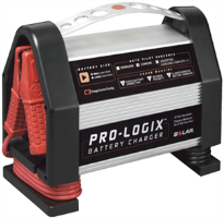 Solar PL2208 12V 8 Amp Pro-Logix Automatic Battery Charger