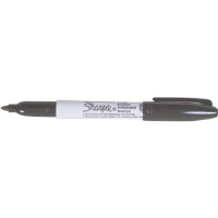 Sharpie® Permanent Marking Pen, Medium, Black