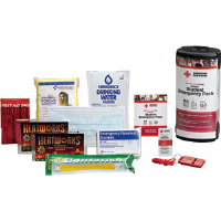 First Aid Only RC-607 Deluxe Student Emergency Pack