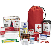 First Aid Only RC-622 Personal Safety Pack w/Backpack