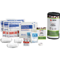 First Aid Only RC-645 Deluxe Trauma Responder Pack