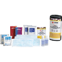 First Aid Only RC-653 Deluxe Germ Guard Personal Protection Pack w/Masks