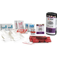 First Aid Only RC-655 Deluxe Emergency Responder Spill Pack