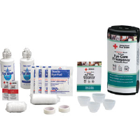 First Aid Only RC-684 Deluxe Eye Care Emergency Responder Pack