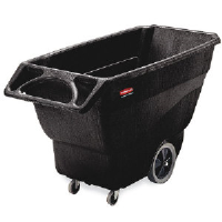 Rubbermaid 1011 BLA Utility Duty Tilt Truck