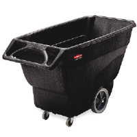Rubbermaid 1013 BLA Standard Duty Tilt Truck