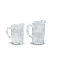 Rubbermaid 3336 CLE Bouncer® Clear Pitcher 32 Oz.