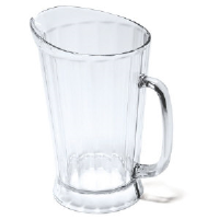 Rubbermaid 3339 CLE Bouncer® Clear Pitcher 72 Oz.