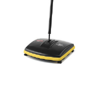 Rubbermaid 4212-88 BLA Floor Carpet Sweeper