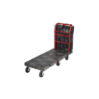 Rubbermaid 4496 BLA Convertible Platform Truck 24 x 52
