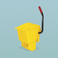 Rubbermaid 6127-88 YEL WaveBrake® Side Press Mop Wringer