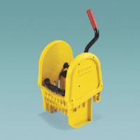 Rubbermaid 7575-88 YEL WaveBrake® Down Press Mop Wringer
