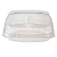 Reynolds 2657 Easy-Lock™ Clear Plastic Take Out Containers, 9""