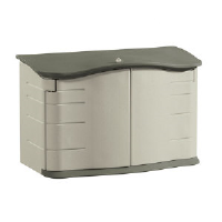 Rubbermaid 3748 Horizontal Storage Shed Container