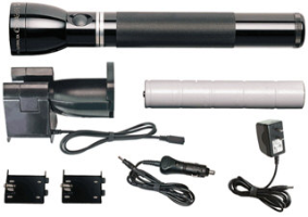 Mag Lite RN1019 MagCharger® Rechargeable Flashlight