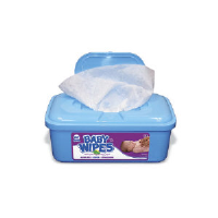 Royal Paper Products RPBWS-80 Baby Wipes, 12/80
