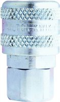 "Milton S-775 1/4"" ""A"" Style Female Coupler"