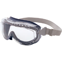 Sperian S3400X Uvex® Flex Seal Goggles,Navy Body,Neoprene, Clear
